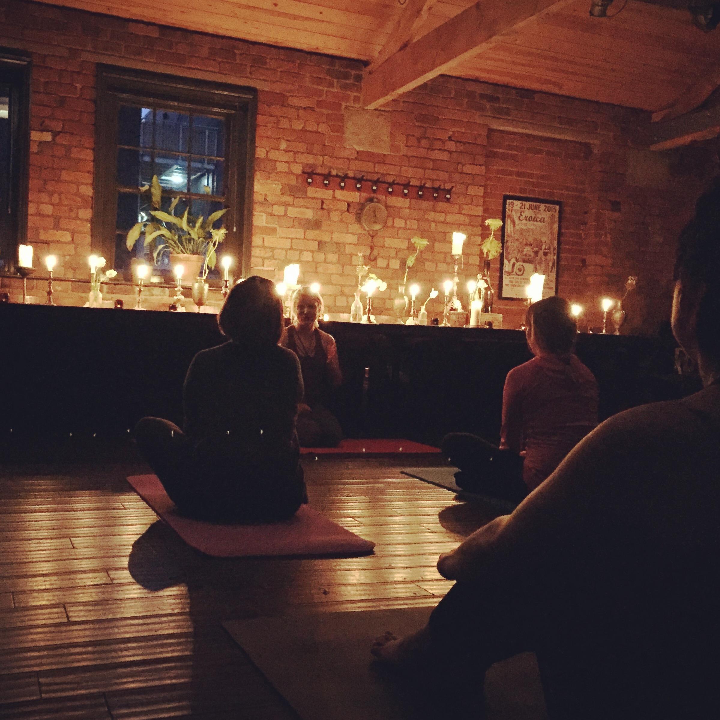 Birth Preparation Workshop - Rachael Smith Yoga - A Workshop Collaboration