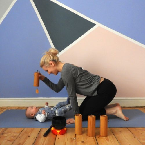 Postnatal Yoga Sheffield - Rachael Smith Yoga - Yoga Classes Sheffield
