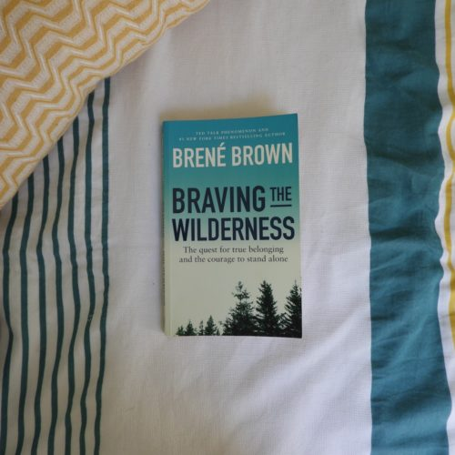 Book Review - Braving the Wilderness by Brene Brown - Rachael Smith Yoga